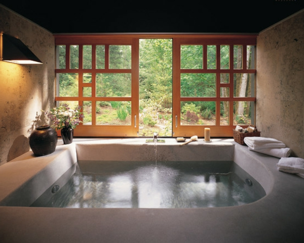 Les portes coulissantes japonaises pour votre int rieur - La plus belle salle de bain ...