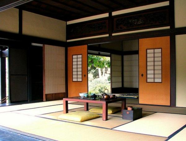 portes-coulissantes-japonaises-pour-une-salle-de-style-japonais