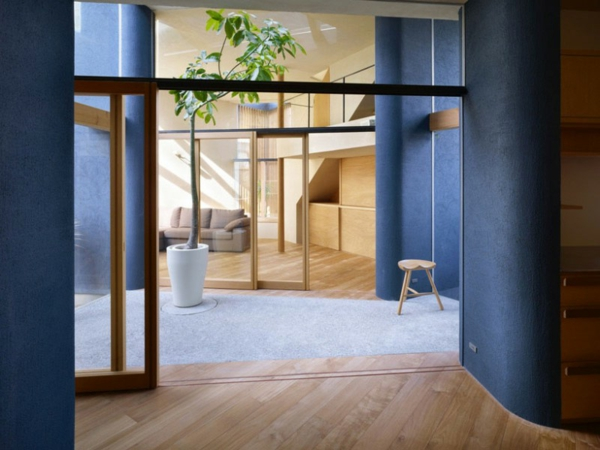 Baies Coulissantes Interieur Lumineux Accueil Design Et Mobilier