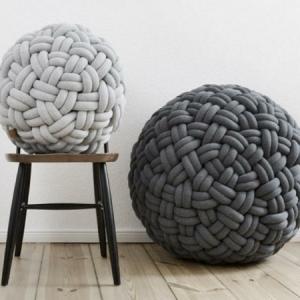 Le pouf canapé - 40 idées