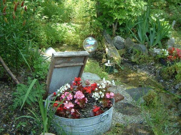 recup-idée-jardin-pour-l'extérieur