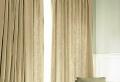 Les rideaux en lin naturel simbolisent le confort et l'élégance à la maison