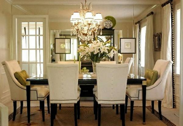La salle manger moderne qui vous donne envie de r ver for Salle a manger moderne blanche