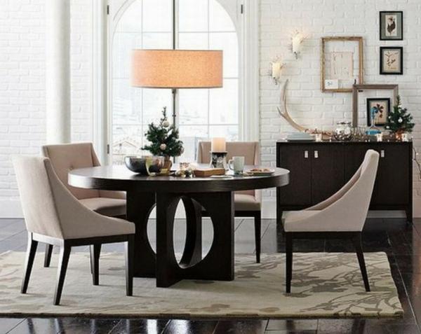 la salle manger moderne qui vous donne envie de r ver. Black Bedroom Furniture Sets. Home Design Ideas