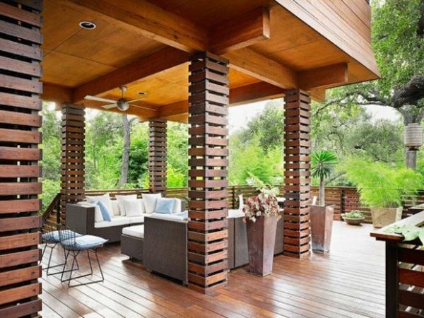 Un Salon De Jardin Contemporain 50 Id 233 Es Fascinantes