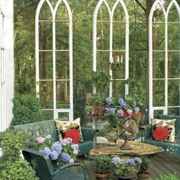 Un Salon De Jardin Contemporain 50 Id Es Fascinantes