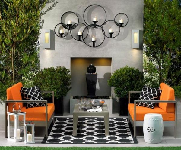 salon-de-jardin-contemporain-canapes-oranges