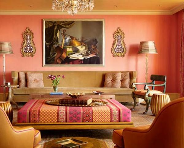 DavausNet  Couleur Moderne Pour Salon Marocain  Avec Des Ides