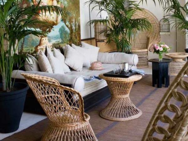 La décoration salon marocain - la symbiose entre tradition ...
