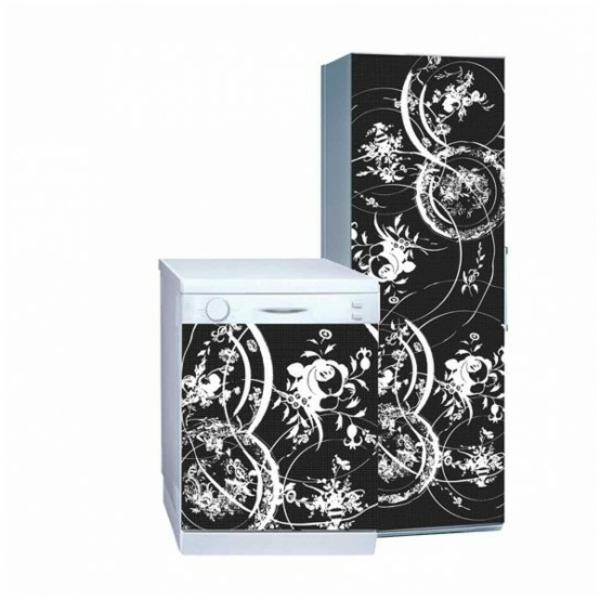 sticker-frigo-noir-et-blanc