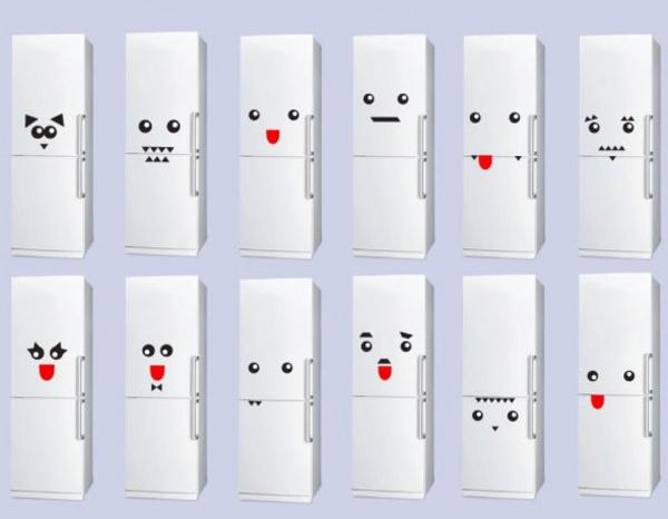 sticker-frigo-des-visages