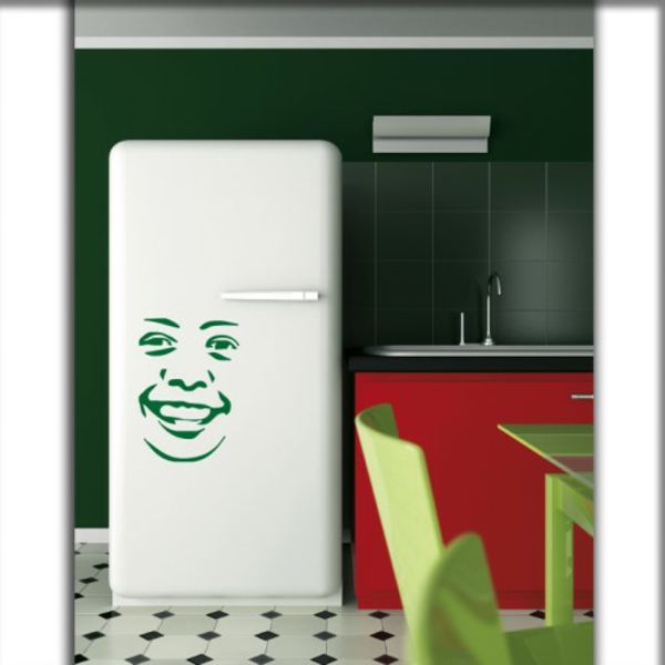 sticker-frigo-sourire