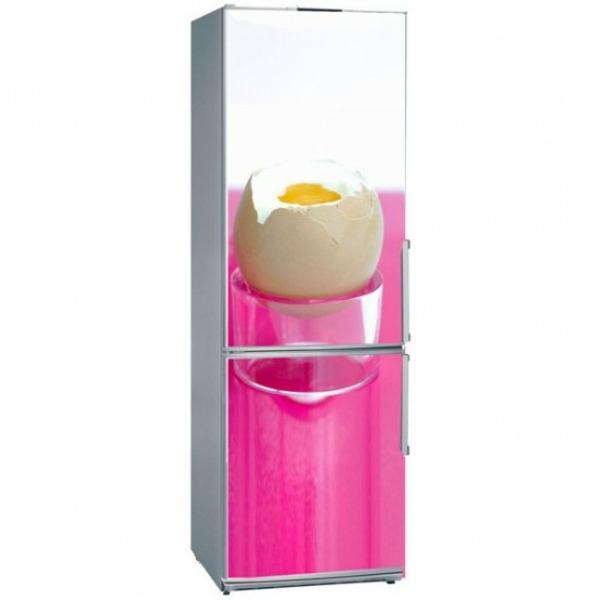 sticker-frigo-avec-un-oeuf