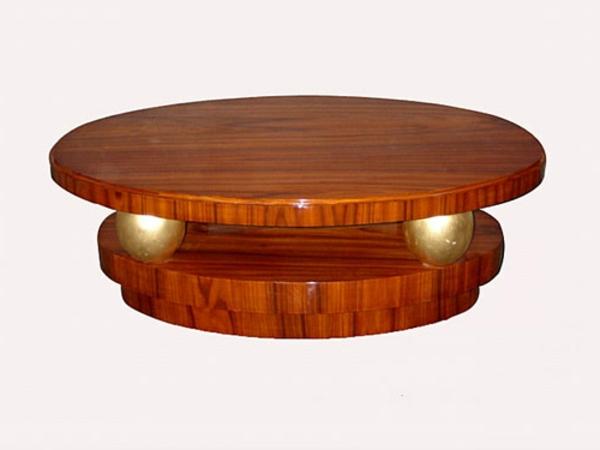 La table basse art d co apportera une touche unique - Table basse amovible ...