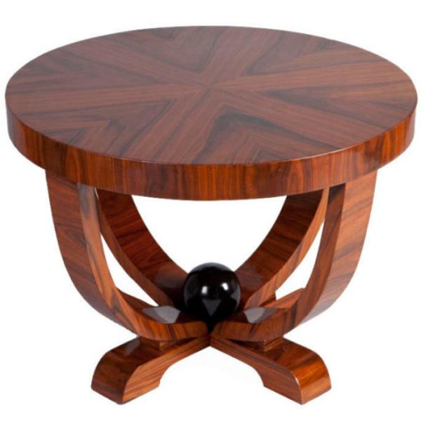 La table basse art d co apportera une touche unique - Table basse art deco ...