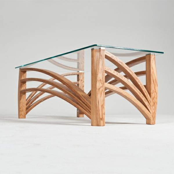 Assez La table basse art déco apportera une touche unique à votre  YZ95