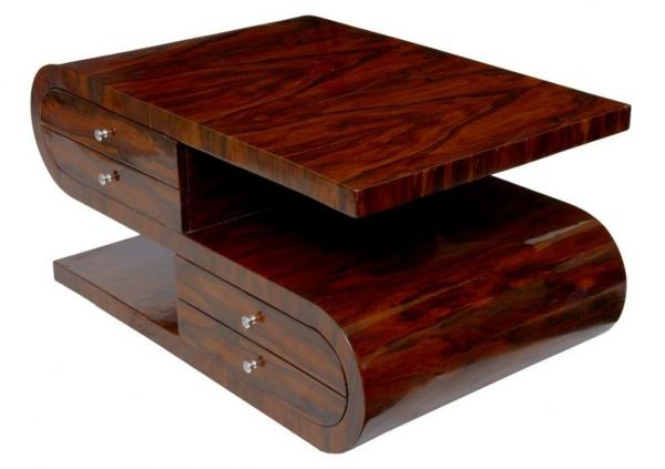 table-basse-art-deco-noyer