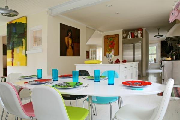 table-laquée-blanche-et-décoration-superbe