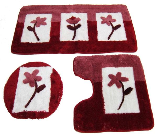 tapis-de-bain-originaux-aux-motifs-floraux