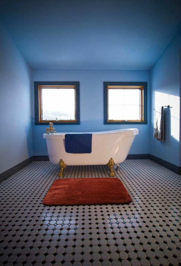 tapis-de-bain-originaux-petit-tapis-rouge