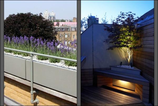 terrasse-sur-toit-deux-fragments-de-terrasses-avec-leur-verdure-et-luminage-joli