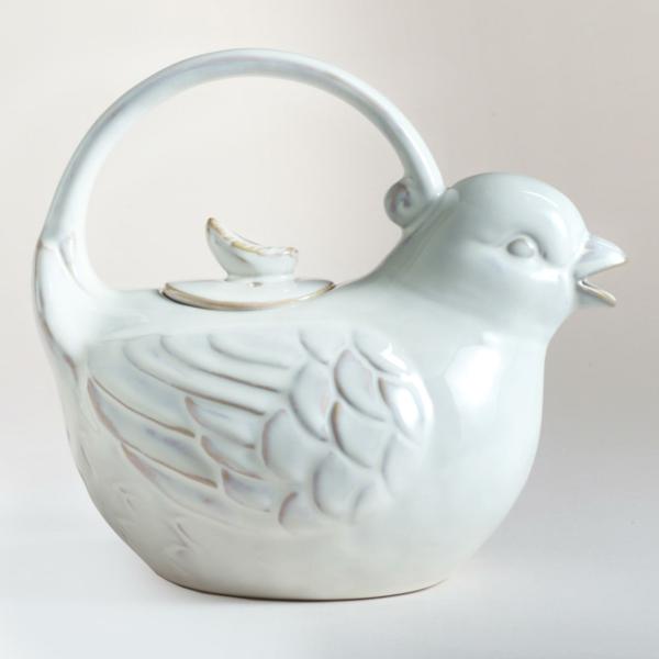 une-théière-originelle-pigeon-blanc