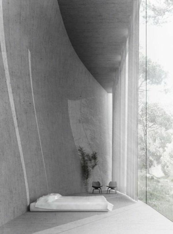 unique-art-et-déco - architecture-pour-lachambre-en-blanc