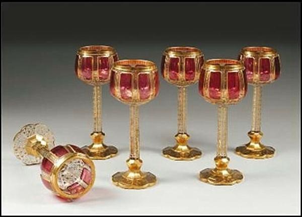 verre-cristal-baccarat-gobelet-en-ecrin-d'origine