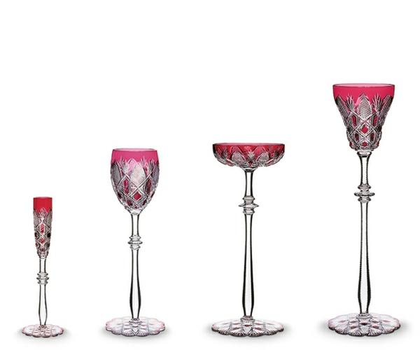 Un verre cristal baccarat l 39 art exquis de la table - Art de la table verre ...