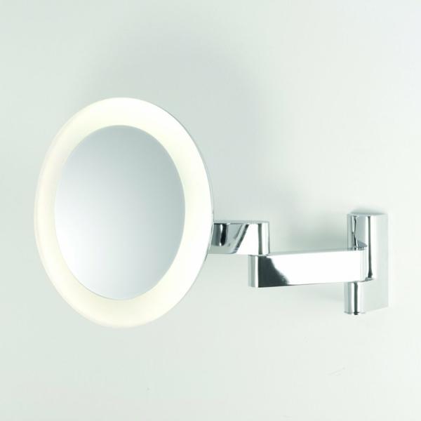 Eclairage salle de bain au dessus miroir luminaire salle for Miroir au dessus d une cheminee