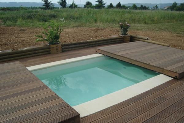 Abris piscine bois for Abris piscine bois
