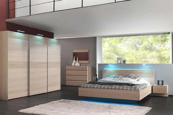 meuble moderne chambre a coucher chambre a coucher