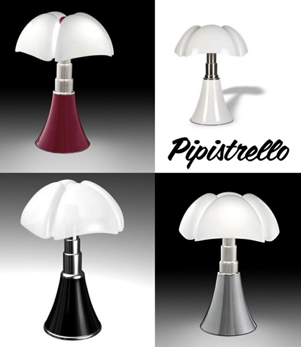 trouvez la lampe pipistrello martinelli luca. Black Bedroom Furniture Sets. Home Design Ideas