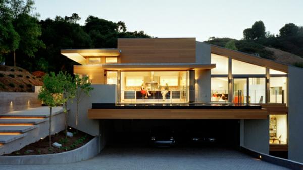 l 39 architecture de la maison moderne. Black Bedroom Furniture Sets. Home Design Ideas