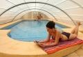 L' abris de piscine pour toute l'année