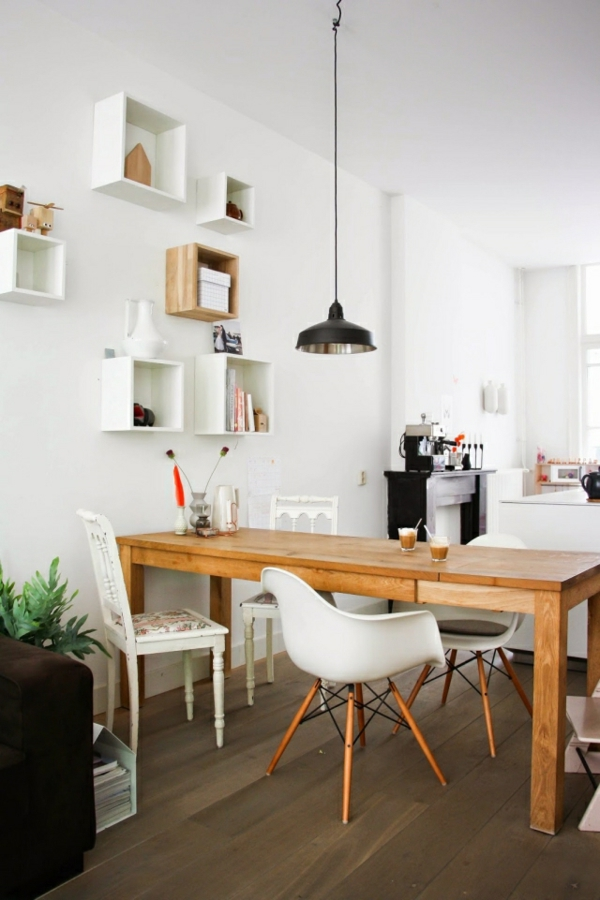La d co scandinave de la cuisine - Decoration maison scandinave ...