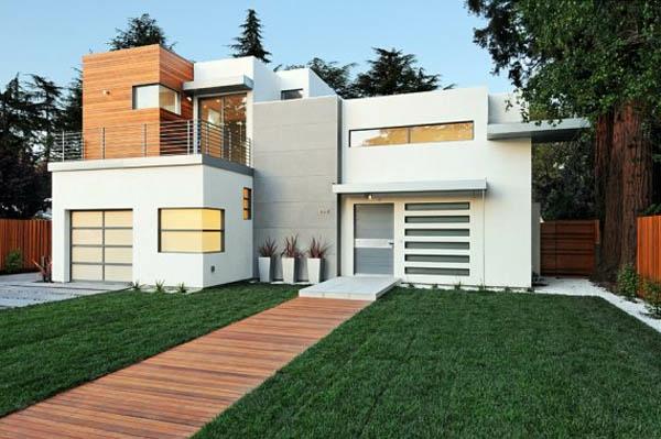 architecture-de-la-maison-moderne-Palo-Alto-California