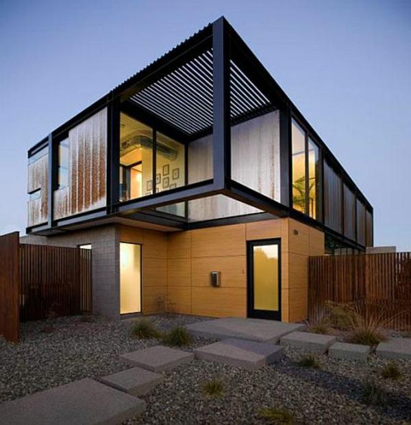 L 39 architecture de la maison moderne for Architecture maison moderne