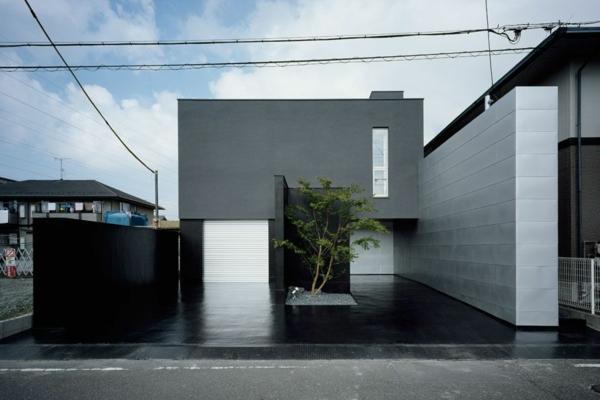 Super L' architecture de la maison moderne - Archzine.fr GY72