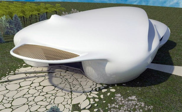 architecture-futuriste-maison-biomorphique
