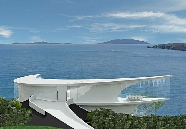 architecture-futuriste-près-de-la-mer