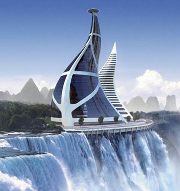 architecture-futuriste-au-dessus-des-eaux-tombantes