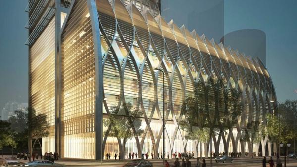 architecture-futuriste-bâtiment-magnifique