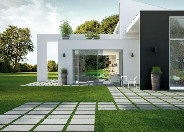 architecture-minimaliste-design-avec-jardin