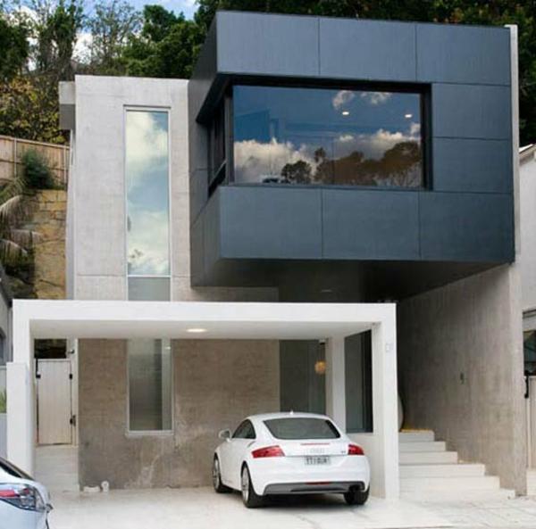 architecture-minimaliste-facade-maison-de-vacances