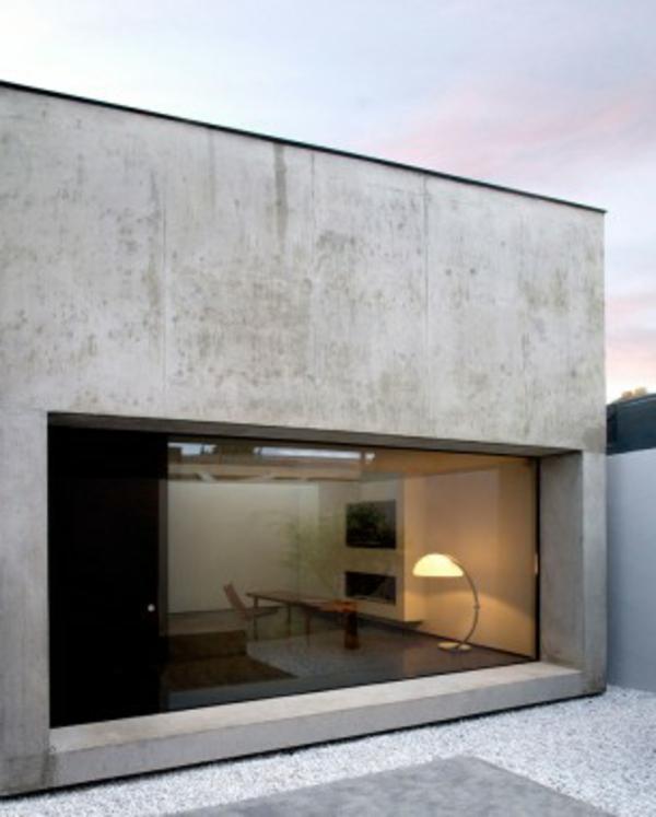 L 39 architecture minimaliste le fonctionnalisme for Maison cubique minimaliste