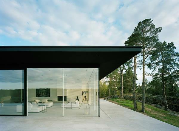 architecture-minimaliste-maison-d'ete-par-john-robert-nilson