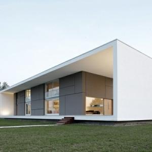 """L' architecture minimaliste - le fonctionnalisme revendiqué du """"Moins c'est mieux"""" , 66 exemples en photos"""