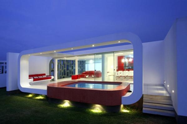 L 39 architecture minimaliste le fonctionnalisme revendiqu du moins c 39 est mieux 66 exemples Petite maison minimaliste