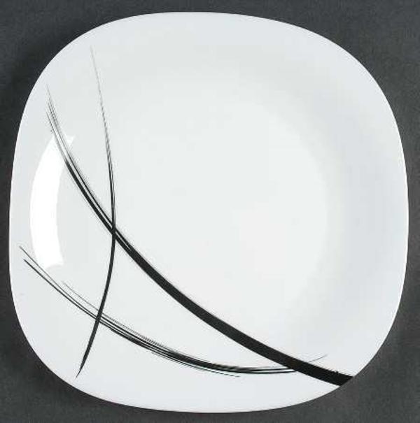 assiette-arcopal-caligraphie
